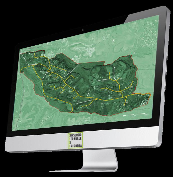Mappa CSDT nel Monitor