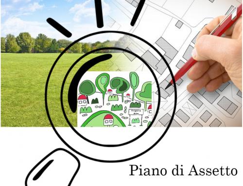 Audizione presso la Regione Lazio – Piano di Assetto
