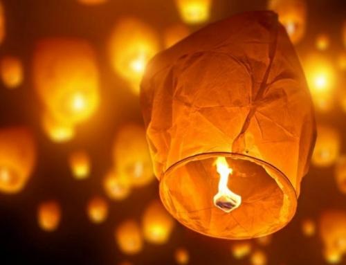 AVVISO – lancio di lanterne