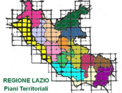 Regione Lazio – Piano Territoriale Paesistico Regionale (PTPR)